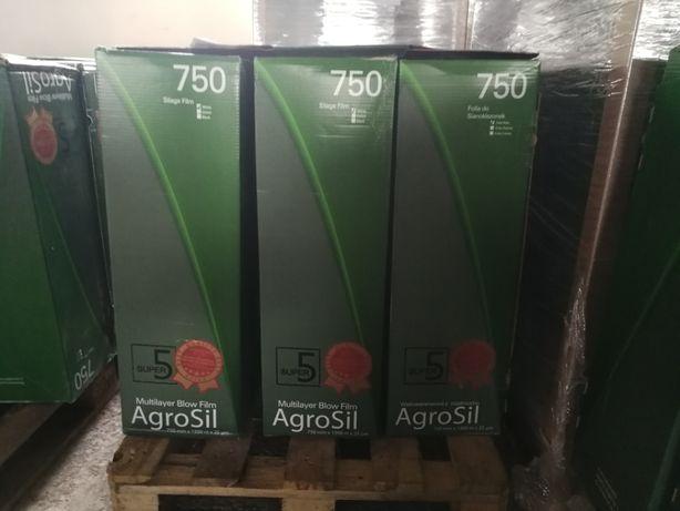 Folia rolnicza do sianokiszonki AGROSIL 750 500 Eco Agri Pryzma