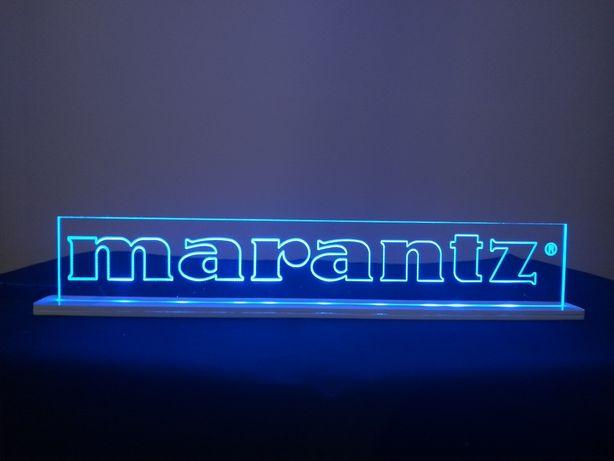 Lampka LED logo MARANTZ