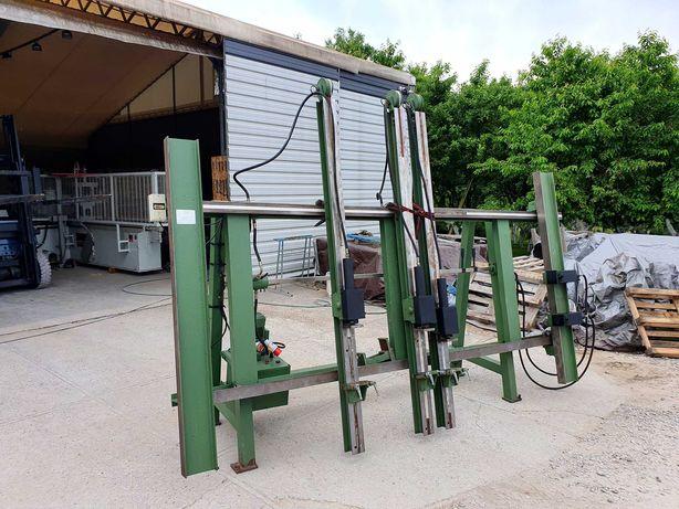Prasa ramowa hydrauliczna HESS