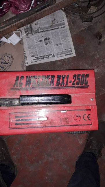 Сварочный аппарат Forte AC WELDER BX1-250C
