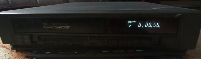 Odtwarzacz VHS Daewoo