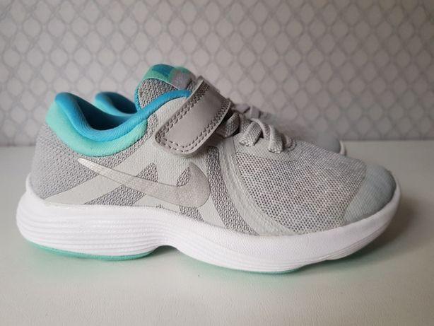Nike Revolution 4 adidasy dziecko lekkie ORYGINALNE IDEALNE 27,5/17,8
