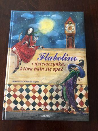 Flabelino i dziewczynka, która bała się spać