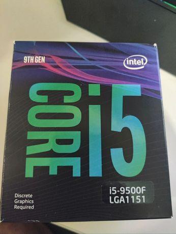 Процессор Intel I5 9500f 9-го поколения