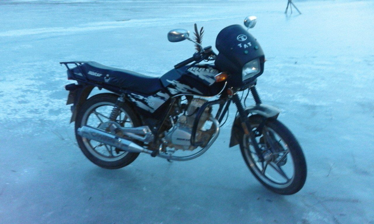 Мотоцикл HORSE 150 , 15000грн.