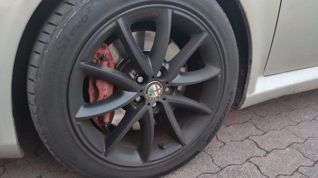 Felgi 17 5x98 Alfa Romeo