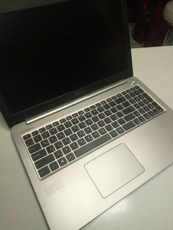 """Ультрабук ноутбук 15.6"""" 4K IPS Asus i5 GTX960 4gb состояние отличноe"""