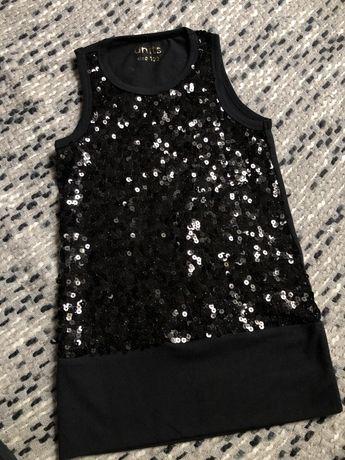 Units Zara bluzeczka cekiny 122 7-8 lat