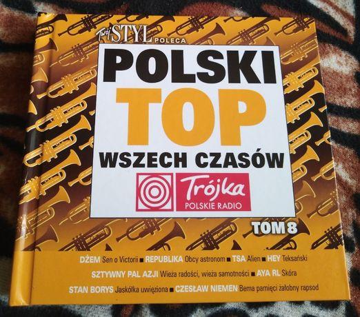 CD - Polski Top Wszech Czasów TOM.8