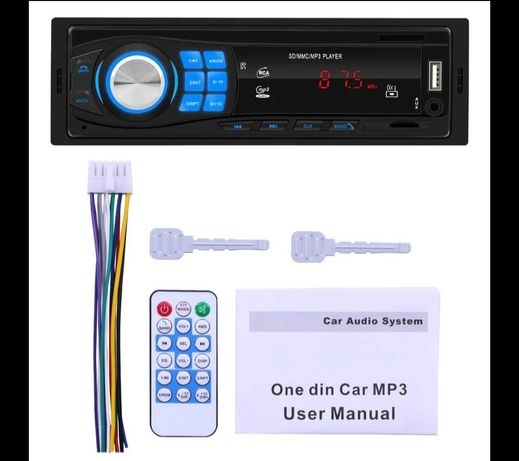 Магнитола в авто/FM radio/ bluetooth
