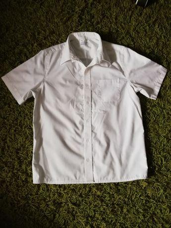 Koszula biała rozm 158