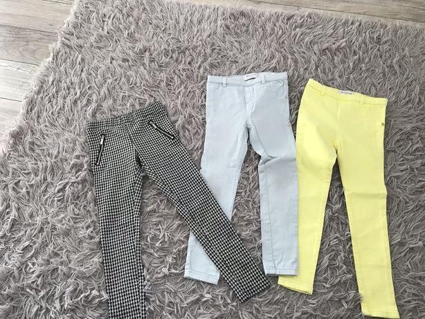 Spodnie dla dziewczynki rozm.116