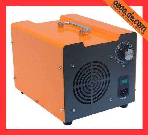 Озонатор ионизатор 48 грамм в час внутри реактор керамический