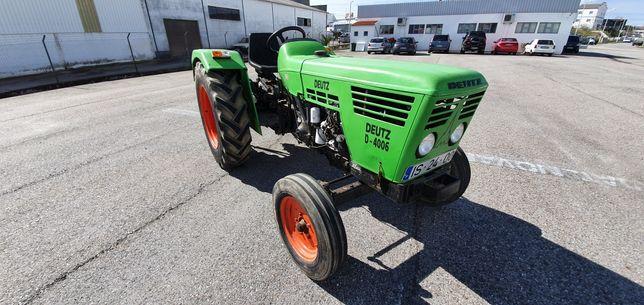 Tractor Deutz 4006 D
