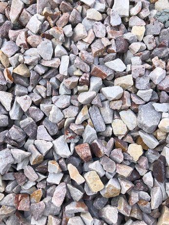 Grys Pastelowy Dolomit 16-22mm Kamień Ogrodowy Ozdobny - 1000kg Tona