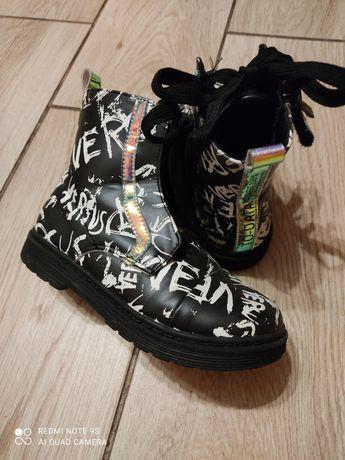 Buty dziecięce dziewczynka