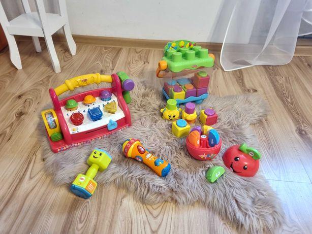 Zabawki dziecięce zestaw 3