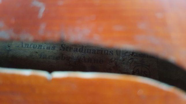 Skrzypce Antonius Stradivarius