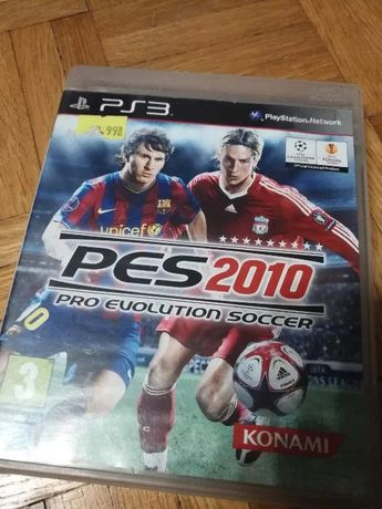 PES 2010 Pro Evolution Soccer na PS3