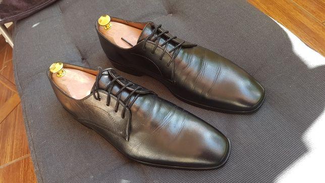 Klasyczne męskie buty- oxford, derby, brogsy