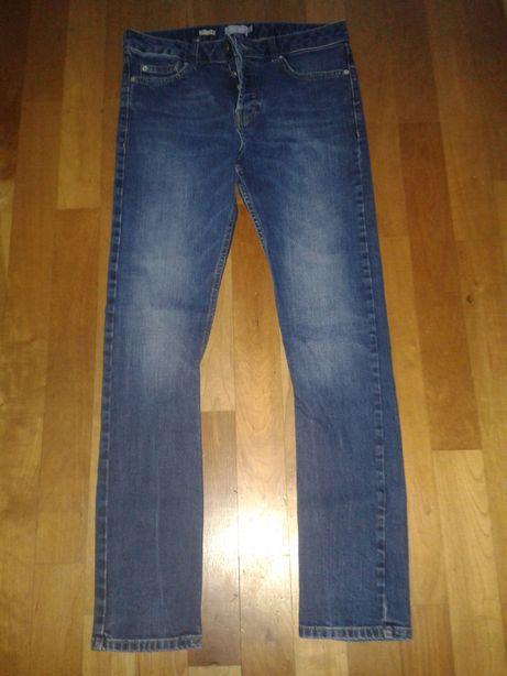 Top man spodnie jeans slim 30/30