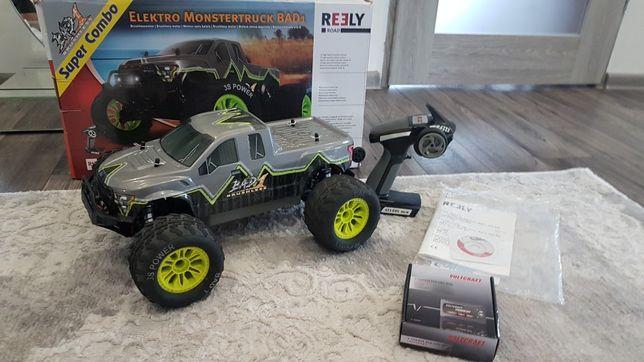 Model RC Reely BAD1 1:10 lipo 3s 4x4 bezszczotka