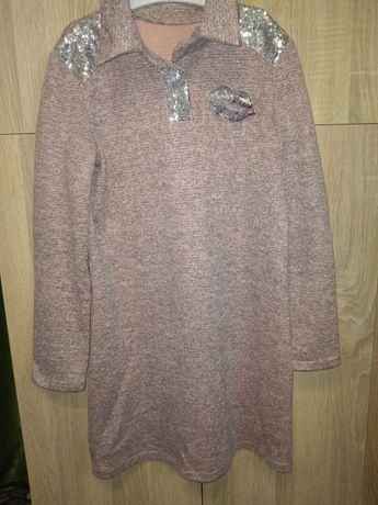 Плаття-туніка для девочки