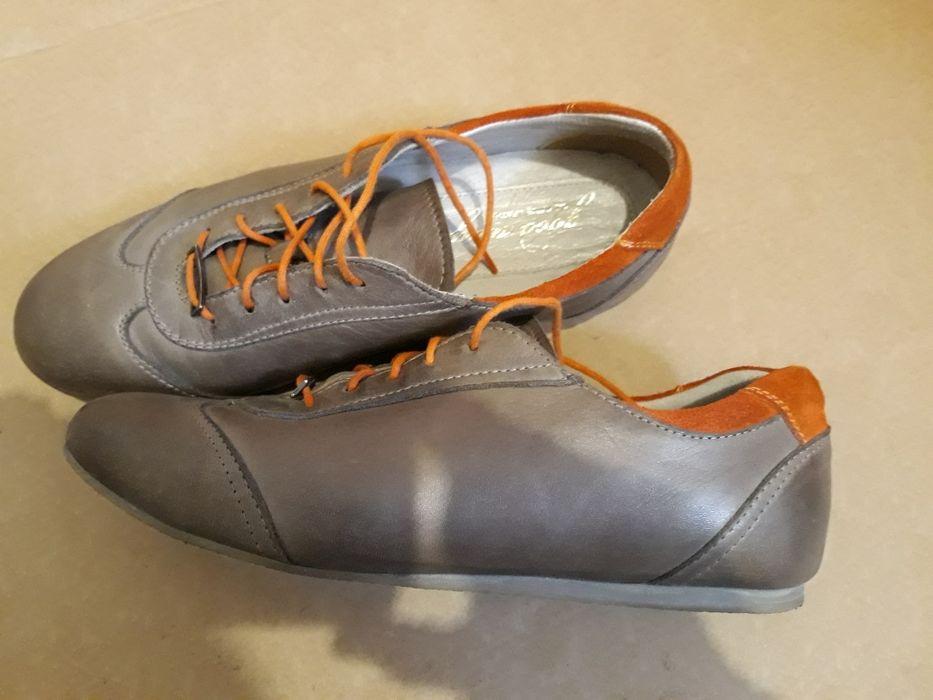 Buty  damskie skórzane Genuine Leather 39 Glinojeck - image 1
