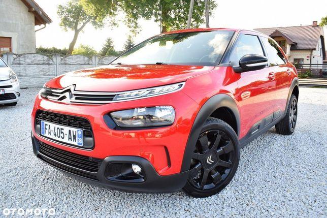 Citroën C4 Cactus C4 Cactus 1.5 Blue HDI 102KM Kamera, Klimatronic, Nawigacja Opłacony