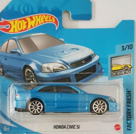 Honda Civic Si hot wheels