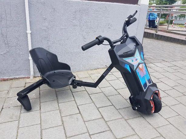 Nowy rowerek elektryczny WHEEL-E THE SMARTBOARD DriFter trójkołowiec