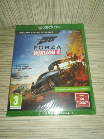[Tomsi.pl] nowa Forza 4 Horizon PL XBO XBOX ONE XSX