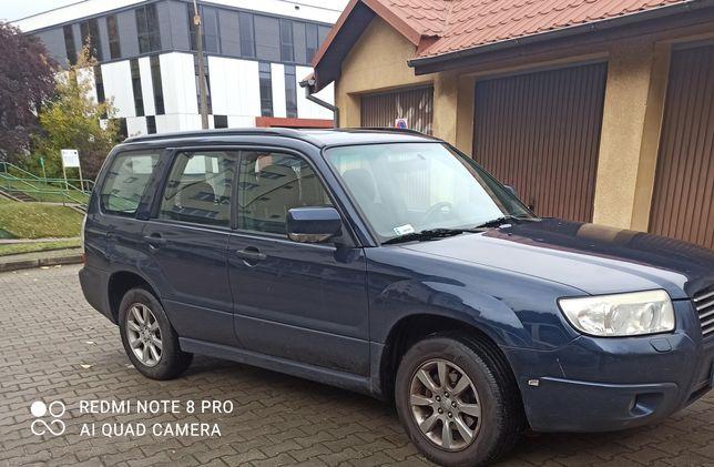 Subaru Forester 2006 rok