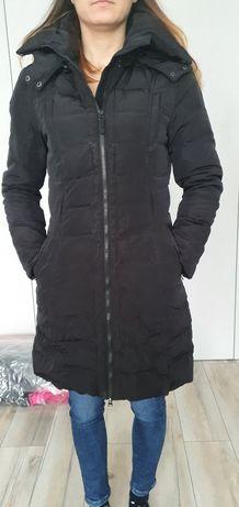 Kurtka płaszcz zimowy firmy Stradivarius