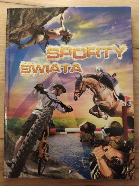 Książka Sporty Świata