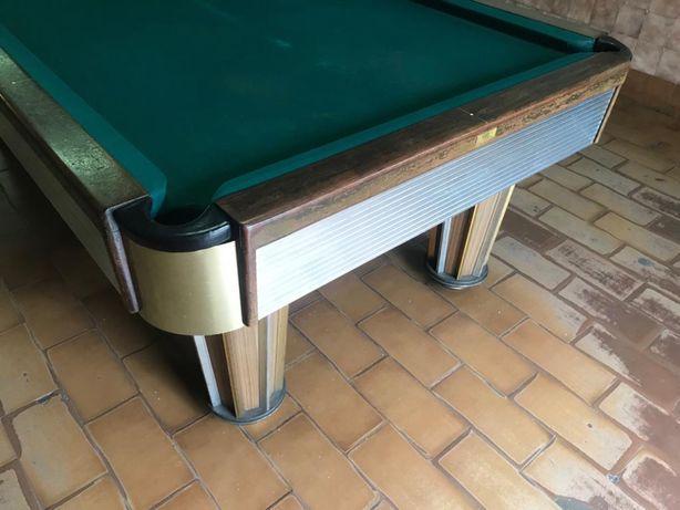 Bilhar snooker usado