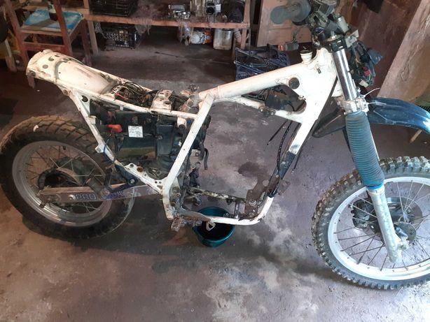 Запчасти Honda XL 600