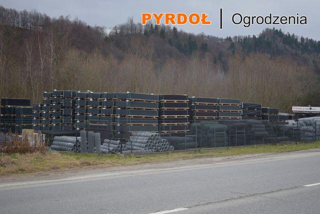 Kompletne ogrodzenie panelowe 55 zł