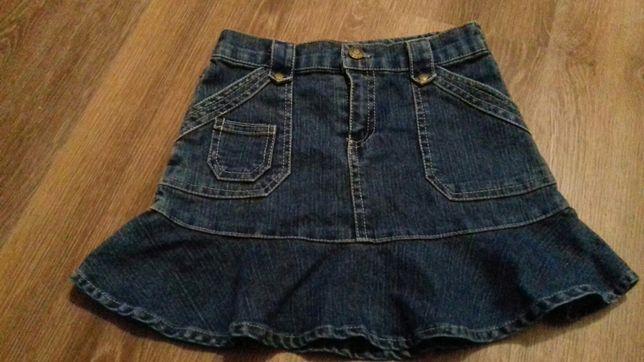 Юбка джинсовая размер 2 Т