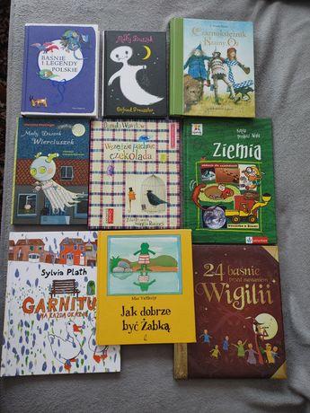 Książki dla dzieci Pan Brumm Paddington i inne