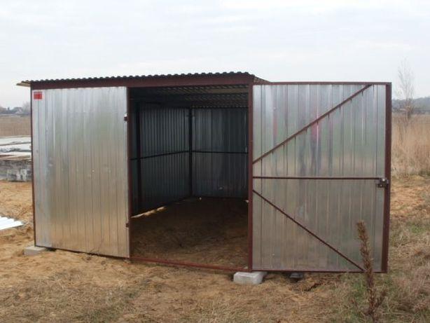 Garaz Blaszak Metalowy montaż i trasport gratis.