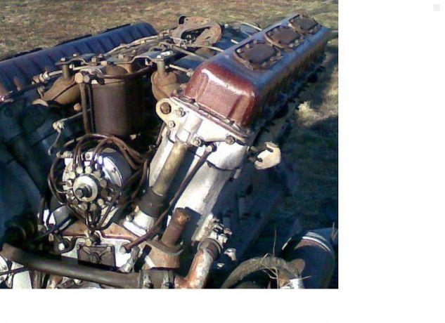 мотор V12, новий (або ОБМІН на авто)