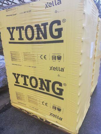 Ytong bloczek z betonu komórkowego, FORTE 24x60x20 cm, typ PP2,5/04