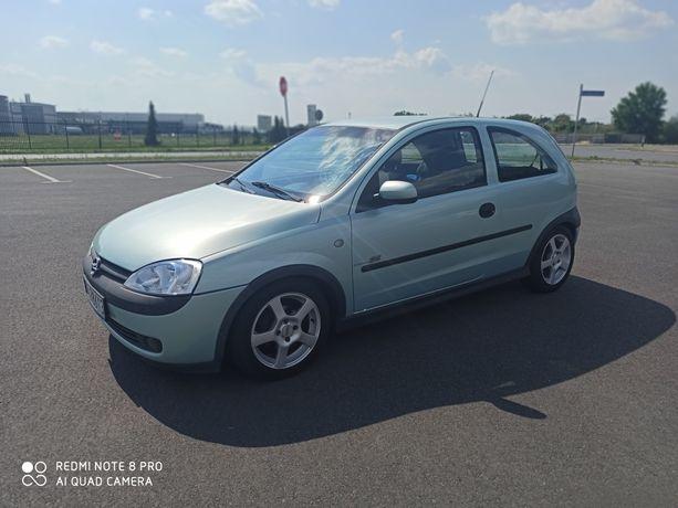 Opel corsa 1.2 doinwestowana