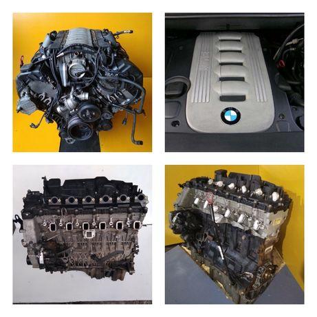 Двигатель мотор BMW X5 E53 E70 E60 двигун 3.0d 3.5d 4.4i 4.8i БМВ Е53