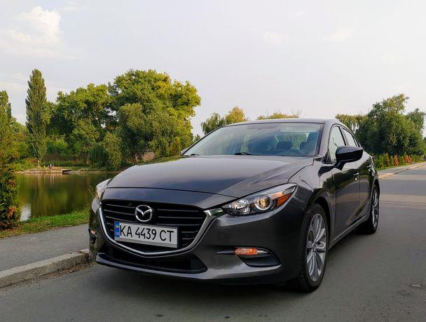 Продам Mazda 3 sport 2017
