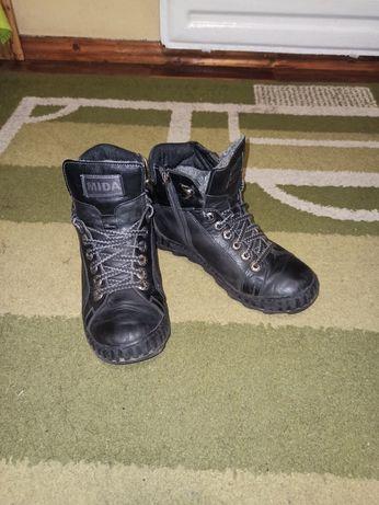 Ботинки на мальчика Mida 37 размер