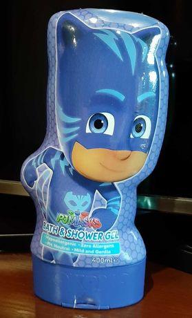 PJ Masks Pidżamersi CatBoy - żel pod prysznic, 400ml - przesyłka 1 zł