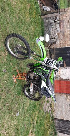 Kawasaki kx 125 2t Zamiana