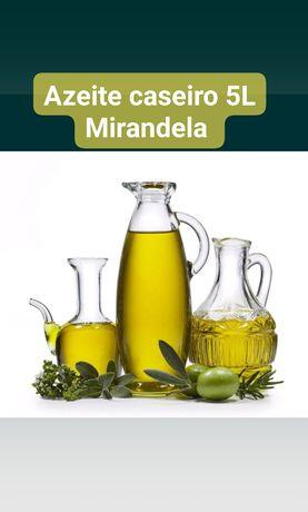 Azeite caseiro de Mirandela 5Lt
